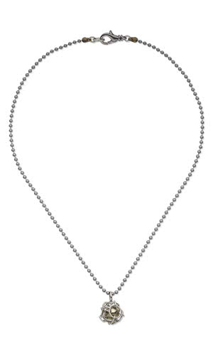 Jewelry Design Single Strand Necklace With Pyrite