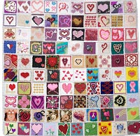 Bead-It-Forward Breast Cancer Quilts