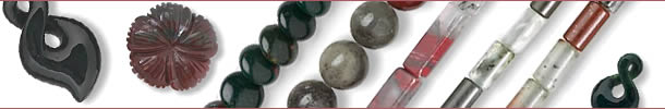 Gemstone Information - Bloodstone Meaning and Properties