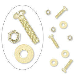 Item Number A8330FN Brass Screws