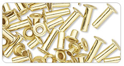 Item Number A7859FN Brass Eyelets