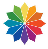 Color Wheel and Itten's Color Theory Illustrated Instructions