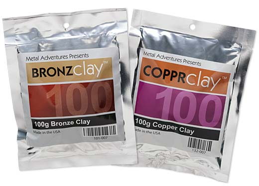 Tutorial - Condition BRONZclay™ and COPPRclay™, How-To