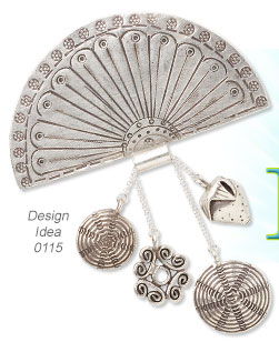 Design Idea 0115 Brooch
