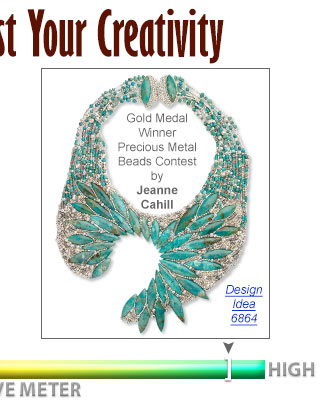 Design Idea 6864 Necklace