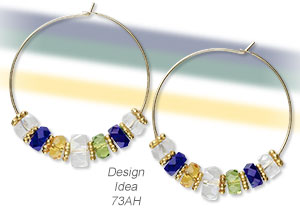 Design Idea 73AH Earrings