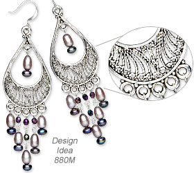 Jewelry Making Article - History of Filigree - Fire Mountain