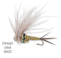 Design Idea 8903 Fishing Fly