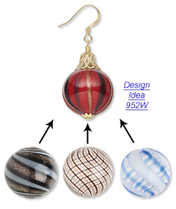 Design Idea 952W Earrings