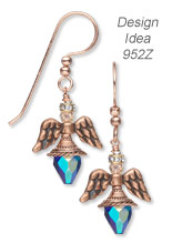 Design Idea 952Z Earrings