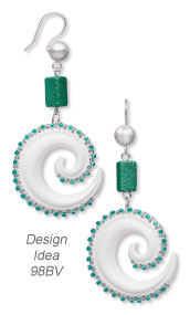 Design Idea 98BV Earrings