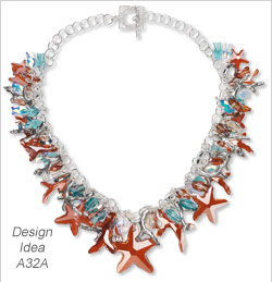 Design Idea A32A Necklace