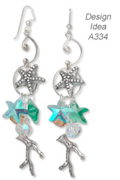 Design Idea A334 Earrings