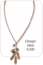 Design Idea A390 Necklace