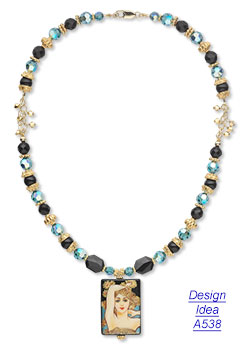 Design Idea A538 Necklace