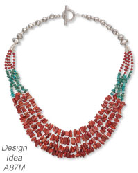 Design Idea A87M Necklace