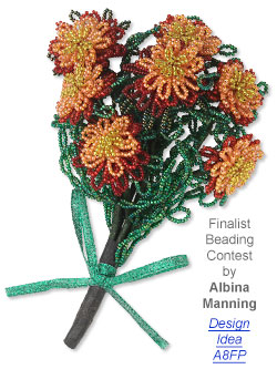 Design Idea A8FP Bouquet