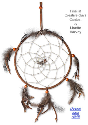 Design Idea A945 Dream Catcher