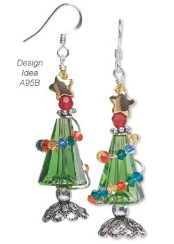 Design Idea A95B Earrings