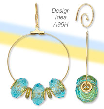 Design Idea A96H Earrings