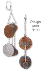 Design Idea B193 Earrings