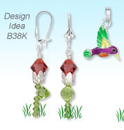Design Idea B38K Earrings