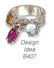 Design Idea B407 Ring