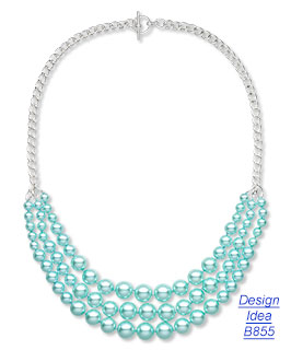 Design Idea C114 Necklace and Earrings