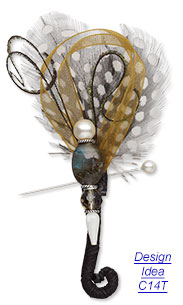 Design Idea C14T Boutonniere