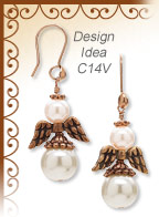 Design Idea C14V Earrings