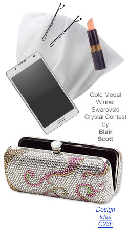 Wedding Pearls of Wisdom - Bridal Purses to Have and to Hold - Fire ... 3d2a74aeed
