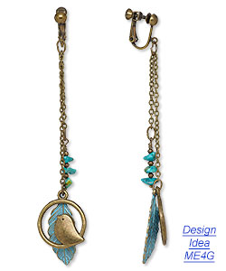 Design Idea C32A Earrings