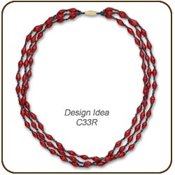 Design Idea C33R Necklace