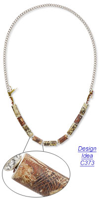 Design Idea C373 Necklace