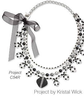 Design Idea C54R Necklace