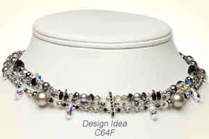 Design Idea C64F Necklace