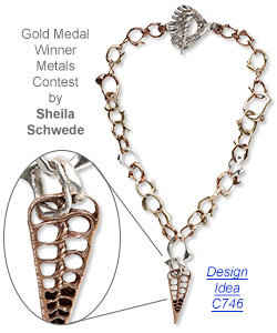 Design Idea C746 Necklace