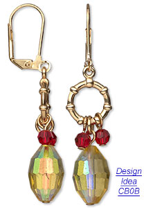 Design Idea C80B Earrings