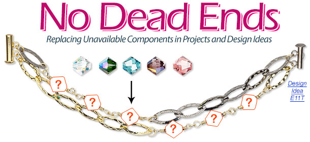 Design Idea E11T Bracelet and Earrings