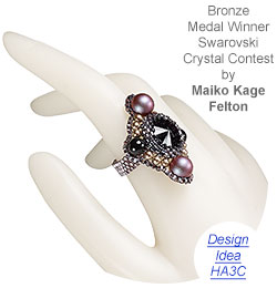 Jewelry Making Article - Ring Meanings and Finger Symbolism - Fire