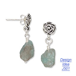 Design Idea J501 Earrings