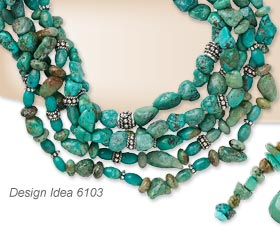 Design idea 6103 Necklace