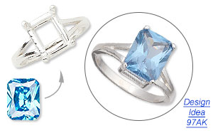 Designing Gemstone Engagement Rings: Economize and Personalize with Alternatives to Diamonds