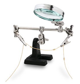 Third Hand (Helping Hand) Magnifier