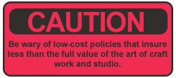 Caution Low-Cost Policies