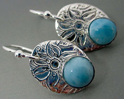 Close Up of Earrings