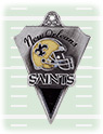Football Charms: Professional Team Color Guide
