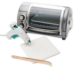 Craft Oven, Silcon Pad and Tongs