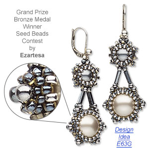 History of Seed Beads: Europe