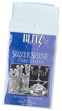 Item Number H20-4162TL Blitz® Sterling SilverShine™ Cloth